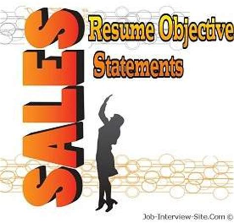 Good objective in a resume